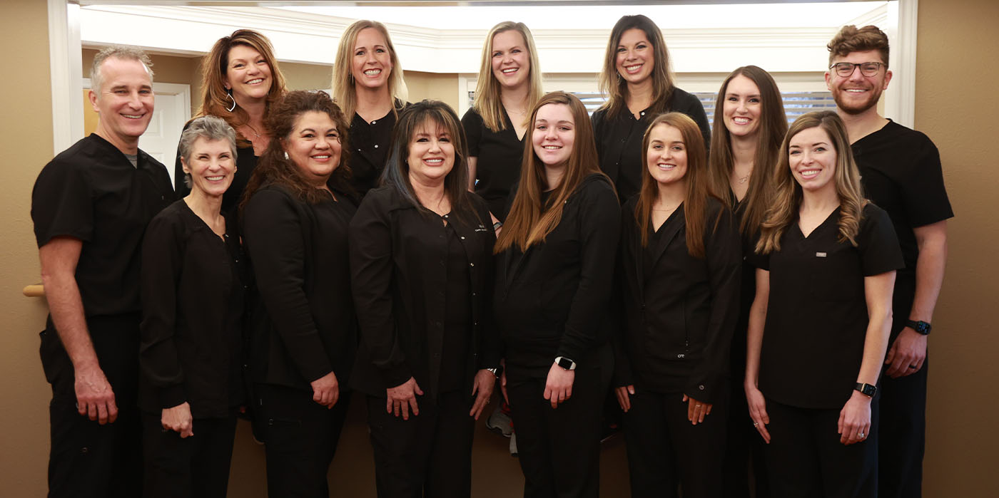 the team at beacon dentistry